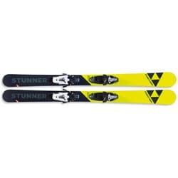 Горные лыжи FISCHER® STUNNER SLR 101 + креп. FJ4 AC SLR