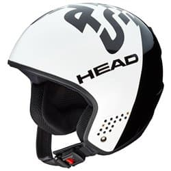 Шлем HEAD STIVOT Race Carbon Rebels FIS white/black L 59-60