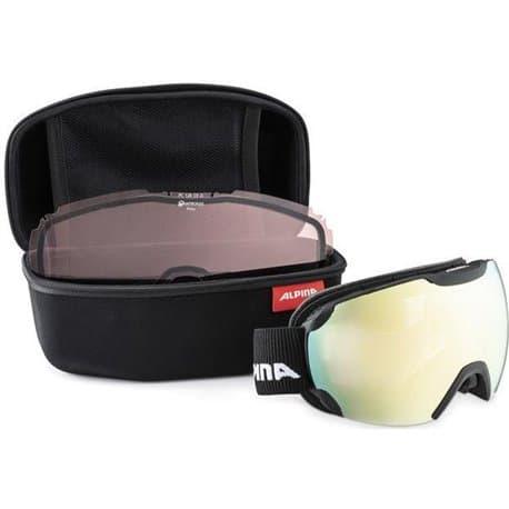 Чехол для маски Alpina 2019-20 Multicase Snowgoggle Black