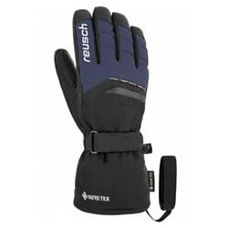 Перчатки REUSCH Manni GTX Black/Dress blue P:9.5