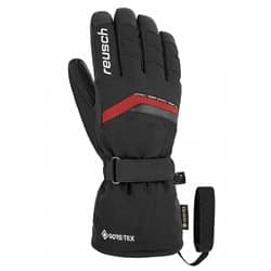 Перчатки REUSCH Manni GTX Black/White/Fire red P:10.5