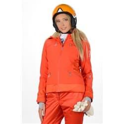 Куртка жен. STAYER 16-42432 70 красный Р:48