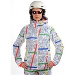 Куртка жен. STAYER 17-42032 00 белый Р:48