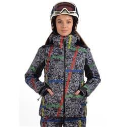 Куртка женская STAYER 17-42032 10 черный Р:44