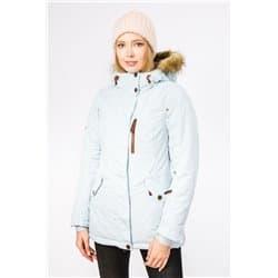 Куртка женская STAYER 17-43124 41 светлый голубой Р:50