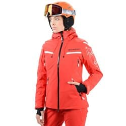 Куртка женская STAYER 18-42547 70 красный Р:50