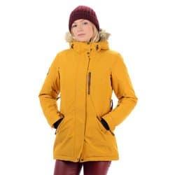 Куртка женская STAYER 18-43124 60 желтый Р:50