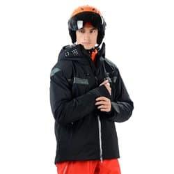 Куртка мужская STAYER 18-42504 10 черный Р:46