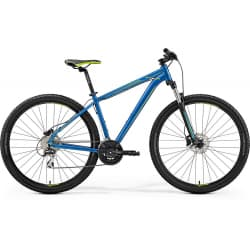 "Велосипед горный Merida Big.Nine 20-D К:29"" Р:XL(21"") Blue/Green"