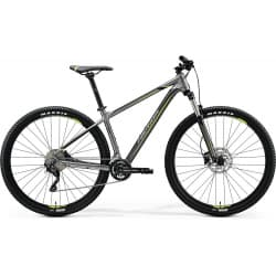 "Велосипед горный Merida Big.Nine 300 К:29"" Р:L(18.5"") SilkAnthracite/Green/Black"