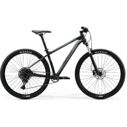 "Велосипед горный Merida Big.Nine 400 К:29"" Р:M(17"") MattBlack/Silver/White"