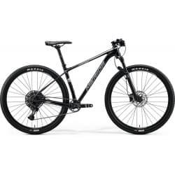 """Велосипед горный Merida Big.Nine Limited-AL К:29"""" Р:L(19"""") MetallicBlack/MattDarkSilver"""