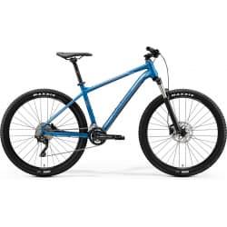 "Велосипед горный Merida Big.Seven 300 К:27.5"" Р:M(17"") MattLightBlue/GlossyBlue/Silver"