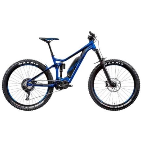 """Велосипед Электро Merida 18 Merida eOne-Sixty 800 К:27.5"""" Р:L(18.5"""") Blue/Black"""