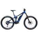 "Электровелосипед Merida eOne-Sixty 800 К:27.5"" Р:L(18.5"") Blue/Black"