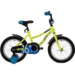 "Велосипед 14"" NOVATRACK NEPTUNE Салатовый"