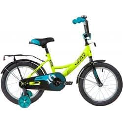 """Велосипед 16"""" NOVATRACK VECTOR Зеленый"""
