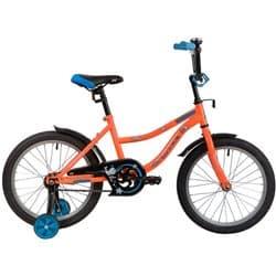"""Велосипед 18"""" NOVATRACK NEPTUNE Оранжевый"""