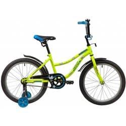 "Велосипед 20"" NOVATRACK NEPTUNE Салатовый"