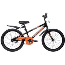 """Велосипед 20"""" NOVATRACK JUSTER Черный"""