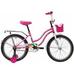 """Велосипед 20"""" NOVATRACK TETRIS Розовый"""