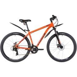 """Велосипед 27.5"""" STINGER ELEMENT EVO 18"""" 21 скорость Оранжевый"""
