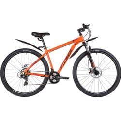 """Велосипед 29"""" STINGER ELEMENT EVO 18"""" 21 скорость Оранжевый"""