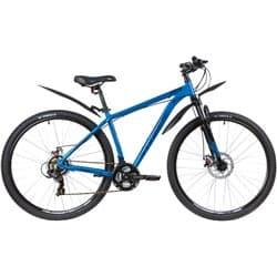 "Велосипед 29"" STINGER ELEMENT EVO 20"" 21 скорость Синий"