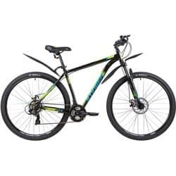 """Велосипед 29"""" STINGER ELEMENT EVO 20"""" 21 скорость Черный"""