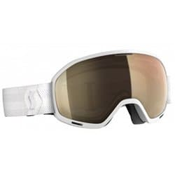 Очки SCOTT Unlimited II OTG LS White (light sensitive bronze chrome) Cat.1-3
