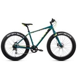 """Велосипед фэтбайк 26"""" ASPECT DISCOVERY 20"""" Сине-зеленый"""