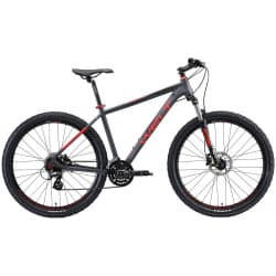 "27.5"" WELT Rockfall 2.0 18"" Matt Grey/Red 2020"