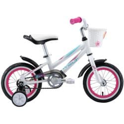 """Велосипед 12"""" WELT Pony White/Pink 2020"""