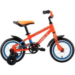 "Велосипед 12"" WELT Dingo Orange/Blue 2020"