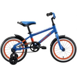 "Велосипед 14"" WELT Dingo Blue/Orange 2020"