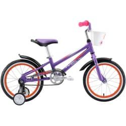 "16"" WELT Pony Purple/Orange 2020"