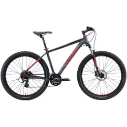 "29"" WELT Rockfall 2.0 20"" Matt Grey/Red 2020"