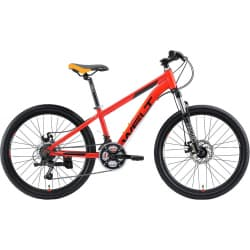 "24"" WELT Peak 24 Disc Red/Yellow/Black 2020"