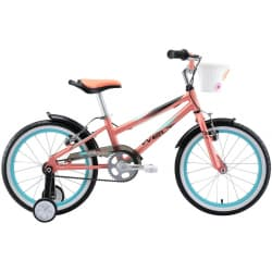 """Велосипед 18"""" WELT Pony Coral/Aqua Blue 2020"""