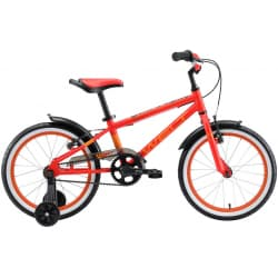 "Велосипед 18"" WELT Dingo Red/Yellow 2020"