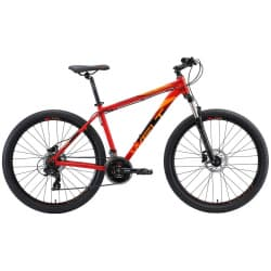 "Велосипед 27.5"" WELT Ridge 1.0HD 16"" Red/Orange/Black 2020"