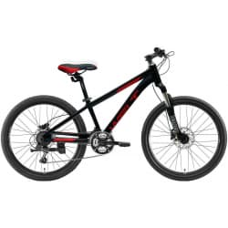 "24"" WELT Peak 24 1.0 HD Matt Black/Red 2020"