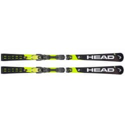 Лыжи HEAD Supershape i.Speed SW MFPR 170 + креп. PR 11