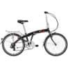 """Велосипед Складной 24"""" WELT Subway Dark Grey 2020"""