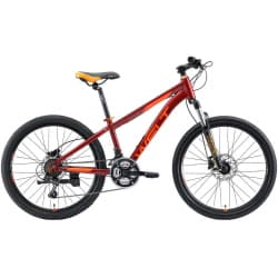 "24"" WELT Peak 24 1.0 HD Matt Dark Red/Orange 2020"