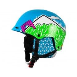 Шлем SHRED Needmoresnow Blue/Green Р:XS/M (52-56)