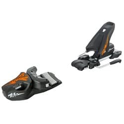 Крепление TYROLIA SX 4.5 BRAKE [K] black/orange