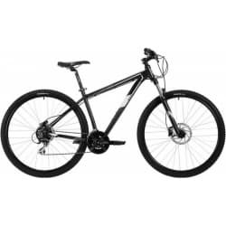 """Велосипед 29"""" STINGER GRAPHITE STD 20"""" 21 скор. Черный"""