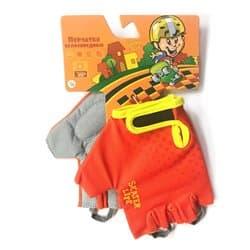 Перчатки вело VINCA детские VG 969 Skater (4 года)