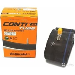 "Камера 26""Х2.3-2.7 40мм Continental MTB 26 Freeride 285гр."
